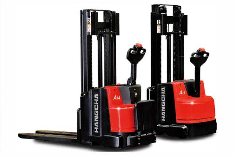 hangcha - elektrische stapelaar - klassiek 1.2-1.6 ton