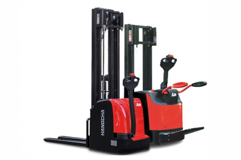 hangcha elektrische stapelaar premium 1.2 2.0 ton