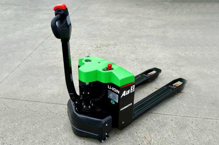 hangcha elektrische transpallet mini walkie li ion 1.5 2.0ton